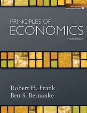 Cover of: Principles of Economics With Booklet