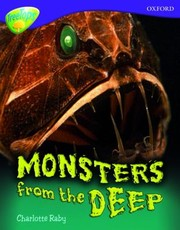 Cover of: Monsters From The Deep