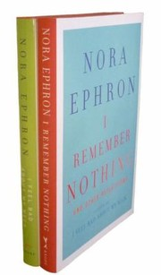 Cover of: The Nora Ephron Bundle