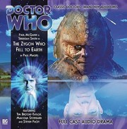 Cover of: The Zygon Who Fell To Earth