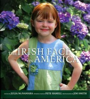 Cover of: The Irish Face In America