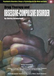 Cover of: Drug Therapy And Obsessivecompulsive Disorders