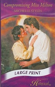 Cover of: Compromising Miss Milton