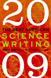 Cover of: The Best American Science Writing 2009