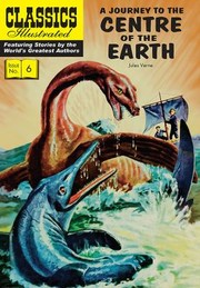 Cover of: Journey To The Centre Of The Earth No6
