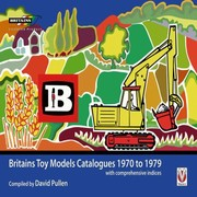 Cover of: Britains Toy Model Catalogues 19701979