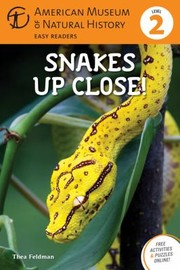 Cover of: Snakes Up Close