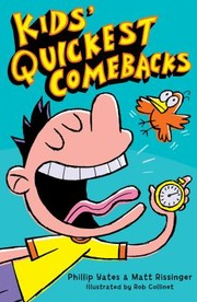 Cover of: Kids Quickest Comebacks