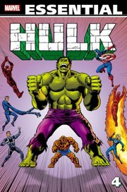 Cover of: Essential Hulk