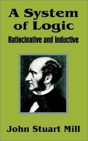 Cover of: A system of logic