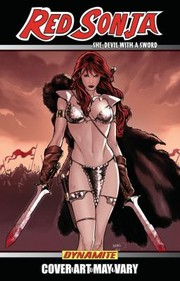 Cover of: Red Sonja Shedevil With A Sword