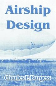 Cover of: Airship Design