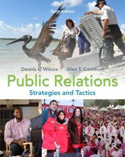 Cover of: Public Relations Strategies And Tactics