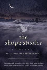 Cover of: The Shape Stealer