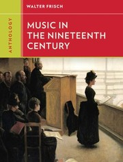 Cover of: Anthology For Music In The Nineteenth Century
