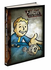 Cover Of Fallout New Vegas Prima Official Game Guide