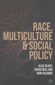 Cover of: Race And Social Policy In Britain