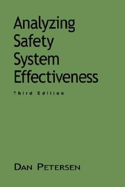 Cover of: Analyzing Safety System Effectiveness