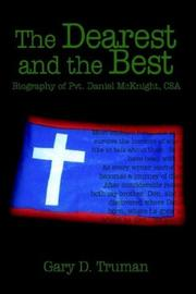Cover of: The Dearest and the Best