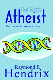 Cover of: The Blind Atheist
