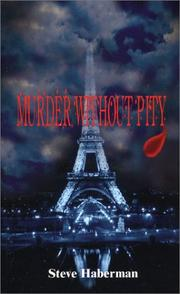 Cover of: MURDER WITHOUT PITY
