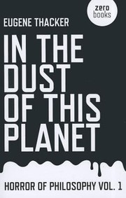 Cover of: In The Dust Of This Planet