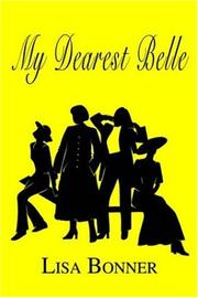Cover of: My Dearest Belle