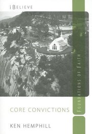 Cover of: Core Convictions
