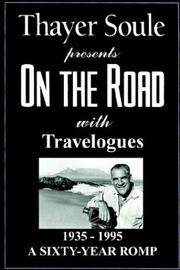 Cover of: On the Road With Travelogues