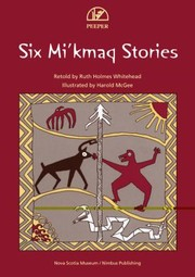 Cover of: Six Mikmaq Stories