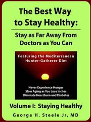 Cover of: The Best Way to Stay Healthy