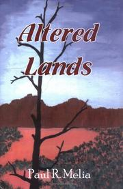 Cover of: ALTERED LANDS