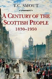 Cover of: A century of the Scottish people, 1830-1950