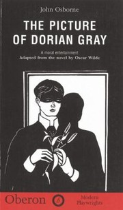 Cover of: The Picture Of Dorian Gray A Moral Entertainment