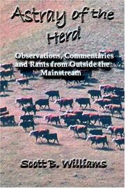 Cover of: Astray of the Herd