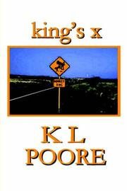 Cover of: King's X