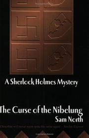 Cover of: The Curse of the Nibelung - A Sherlock Holmes Mystery