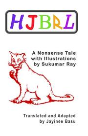 Cover of: HJBRL - A Nonsense Story by Sukumar Ray