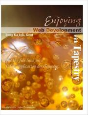 Cover of: Enjoying Web Development with Tapestry