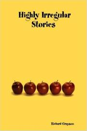 Cover of: Highly Irregular Stories