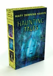 Cover of: Mary Downing Hahns Haunting Tales