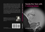 Cover of: Twenty-Five Years with T.Lobsang Rampa