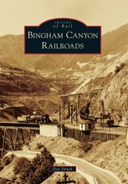 Cover of: Bingham Canyon Railroads