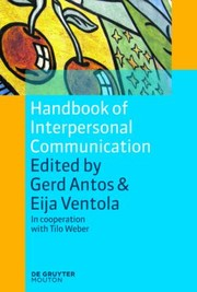 Cover of: Handbook Of Interpersonal Communication