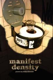 Cover of: Manifest Density