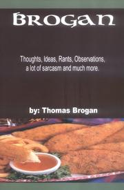 Cover of: The Brogan Book