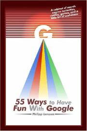 Cover of: 55 Ways to Have Fun With Google