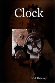 Cover of: Clock