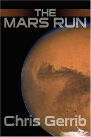 Cover of: The Mars Run