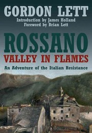 Cover of: Rossano A Valley In Flames A Story Of The Italian Resistance